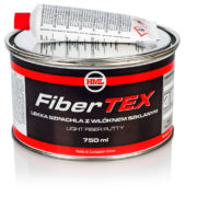 HML FiberTEX - lekka szpachla z włóknem szklanym 750ml