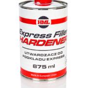 ML EXPRESS FILLER Hardener STD - Utwardzacz do podkładu express  875ml, 2,5L