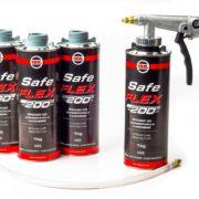 HML SafeFLEX - środek do konserwacji karoserii