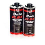 HML SafeFLEX - środek do konserwacji karoserii 1kg i 2kg czarny