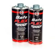 HML SafeFLEX - środek do konserwacji karoserii 1kg i 2kg szary